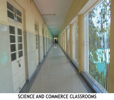 SCIENCE AND COMMERCE CLASSROOMS