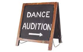 DANCE AUDITION